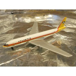 ** Herpa Wings 502030 Atlantis Douglas DC-8-33