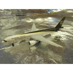 ** Herpa Wings 524612 UPS Airlines Boeing 757-200F