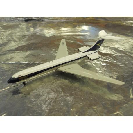 ** Herpa Wings 523684  BOAC-Cunard Vickers Super VC 10.