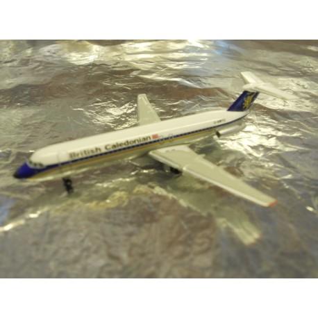 ** Herpa Wings 523295  British Caledonian BAC 1-11-500