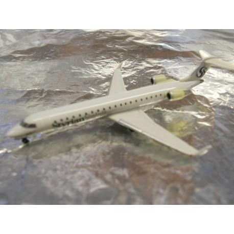 ** Herpa Wings 507066 Styrian Spirit Canadair Jet CRJ700
