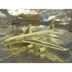 ** Herpa Wings 470131 Etihad Airways Airbus A380