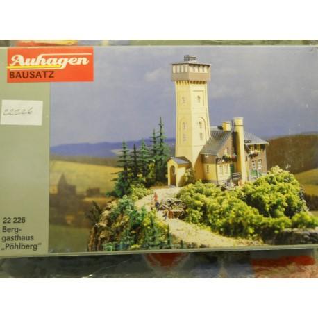 ** Auhagen 22226  Mountain Inn  Pohlberg Kit