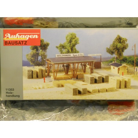 ** Auhagen 11353  Wood Merchant Kit