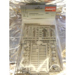 ** Auhagen 29554 Assorted Street Lights (Non Working) Kit
