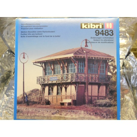 ** Kibri 9483 Signal Tower Allendorf
