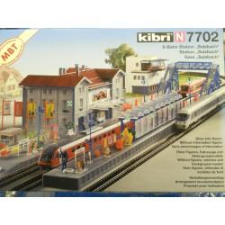 ** Kibri 7702 S Bahn Station ' Sulzbach '