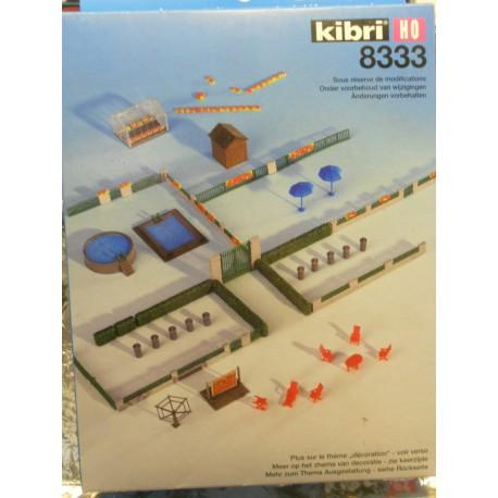 ** Kibri 8333  Garden Accessories