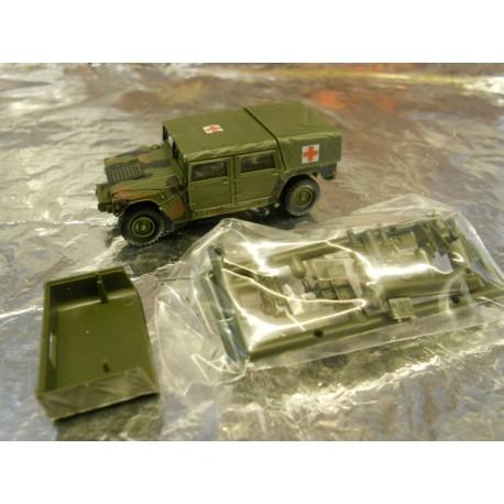 ** Minitank 815 M 1038 W/W Cargo/Troop Carrier