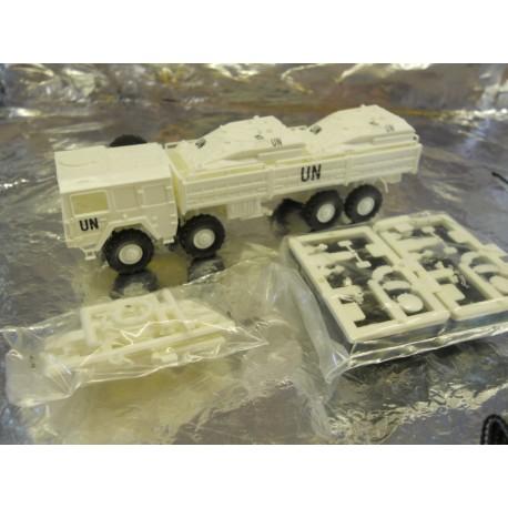 ** Minitank 634  UN-LKW MAN 454 + 2 x Wiesel.