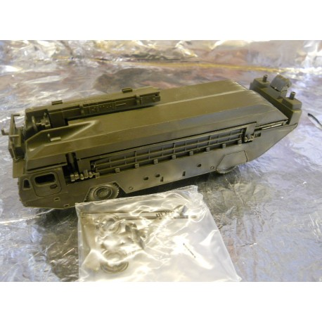 ** Minitank 222  Alligator  M2 Floating Bridge.