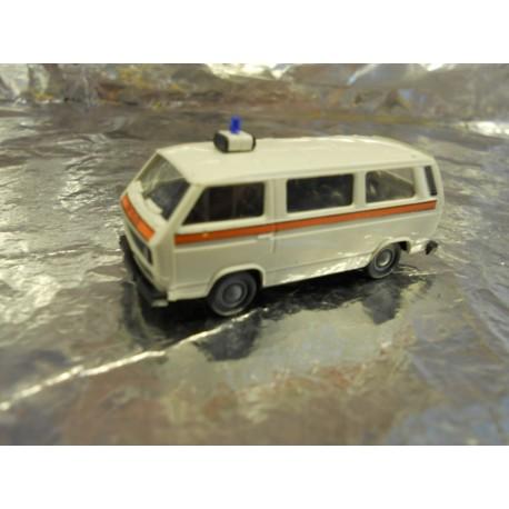 ** Minitank 612  T3 Bus RAF Police.