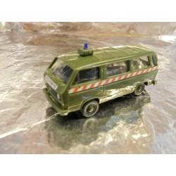 ** Minitank 410  VW Bus  Gendarmerie