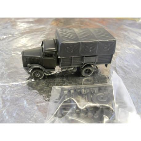 ** Herpa Minitank 740517  LKW 3 Ton Opel Blitz Lorry