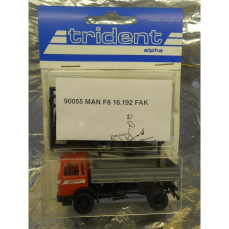 ** Trident 90055 MAN F8 16.192 FAK