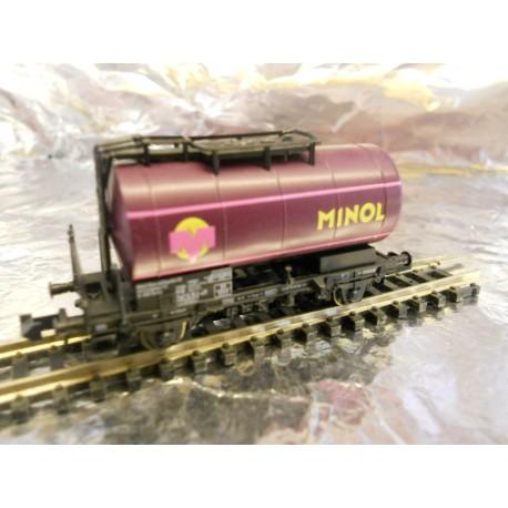 ** Roco 25253 2-Axle Tank Wagon  Minol
