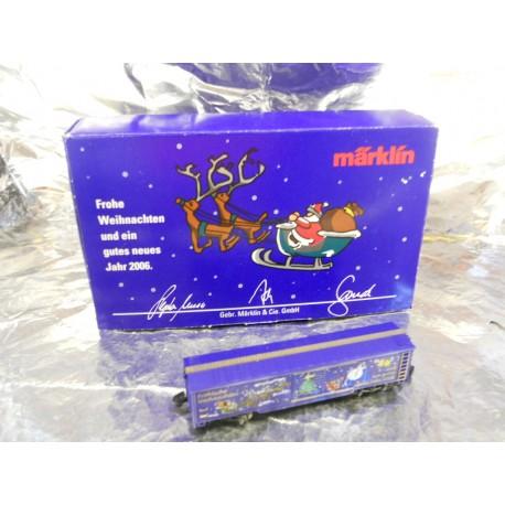 ** Marklin 2006 Christmas Wagon 2006