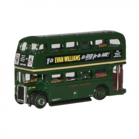** Oxford Diecast NRTL002 Regents RTL Bus London Transport Country Area