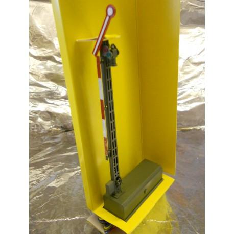 ** Viessmann 4600  Hobby Semaphore Signal 1 Arm  Red/Green
