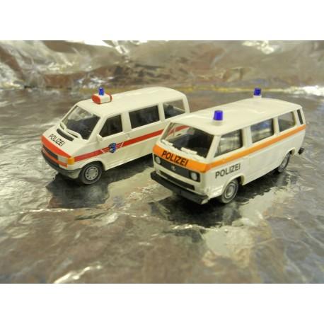 """** Roco 2413  """" Miniature Modell """"  Volkswagon T3 / T4  CH-Canton."""