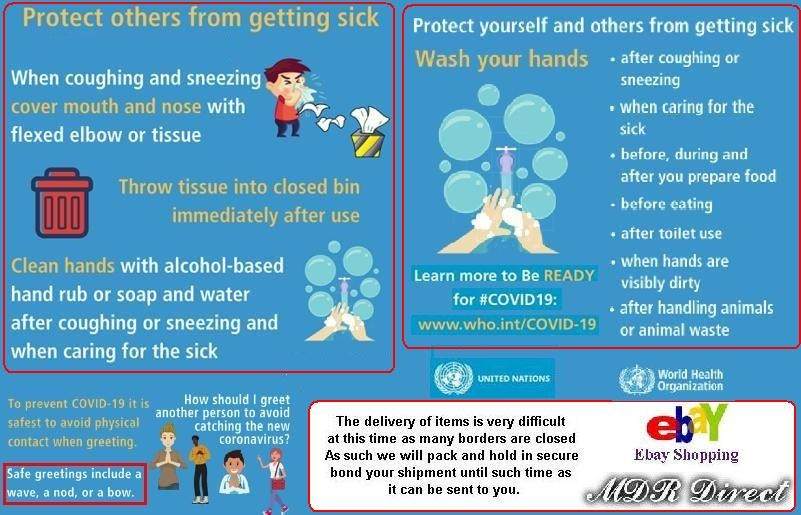 Coronavirus disease (COVID-19) advice for the public