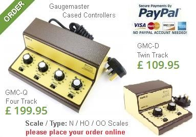 Gaugemaster Standard Power Controllers - Several models available to order